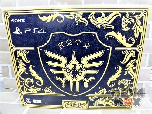 買取した、PS4本体 ロトエディション